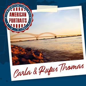 American Portraits: Carla and Rufus Thomas album