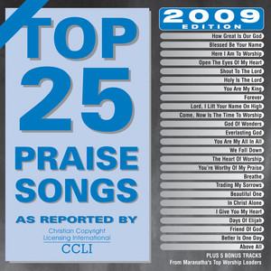 Top 25 Praise Songs 2009 album