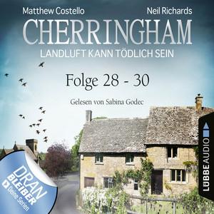 Cherringham - Landluft kann tödlich sein, Sammelband 10: Folge 28-30 (Ungekürzt) Hörbuch kostenlos