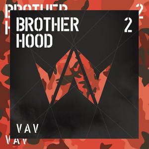 VAV 2nd Mini Album 'Brotherhood'