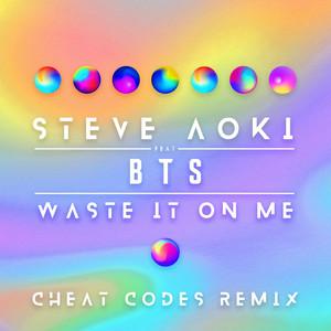Waste It On Me (feat. BTS) [Cheat Codes Remix]