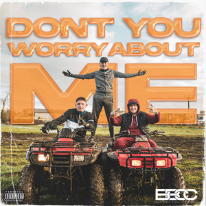 Don't You Worry About Me cover art