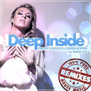 Deep Inside - Victor G & Basi De La Fuente Deep State of Mind Remix cover art