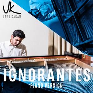 Ignorantes - Piano Version