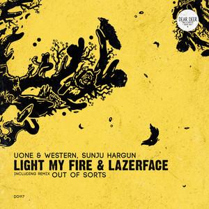 Lazerface cover art
