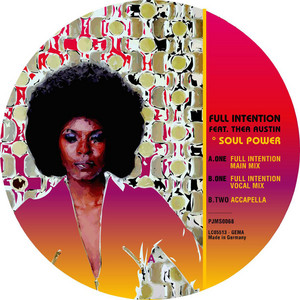 Full Intention – Soul Power (Acapella)