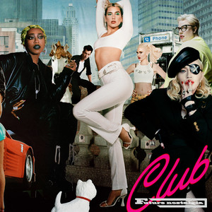 Club Future Nostalgia (DJ Mix) album