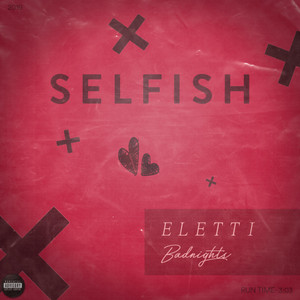Selfish cover art
