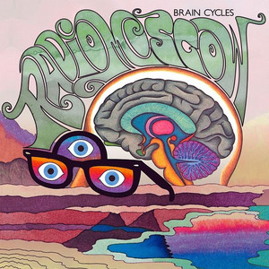 Artwork for the album 'Brain Cycles' by Radio Moscow