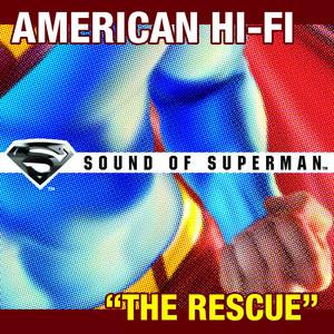 """The Rescue (single from """"Sound Of Superman"""")"""