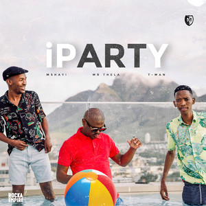 Iparty cover art