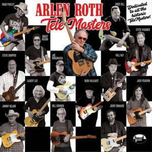 Arlen Roth Tele-Masters album