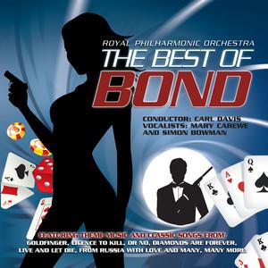 Best Of James Bond album