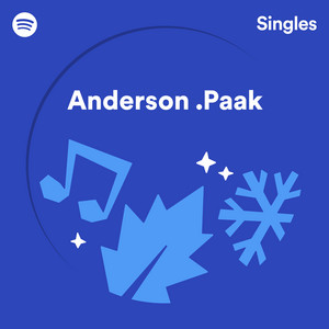 Spotify Singles - Christmas cover art