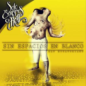 Sin Espacios en Blanco album
