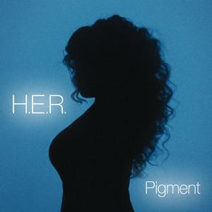 Pigment cover art