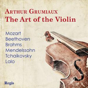 Violin Concerto No. 5 in A Major, K. 219 'Turkish': III. Rondo - Tempo di Menuetto by Arthur Grumiaux