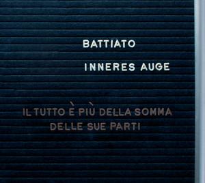 Inneres Auge  - Franco Battiato