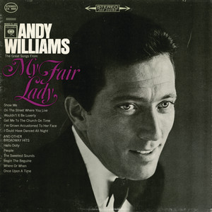 The Great Songs from 'My Fair Lady' and Other Broadway Hits album