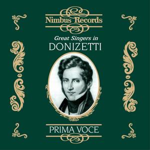 Don Pasquale: Chieti, chieti, immantinente (Recorded 1947) cover art