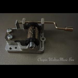 蕭邦:華爾滋音樂盒