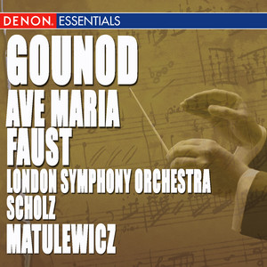 Faust, Ballet Music: V. Les Troyennes by Charles Gounod, London Symphony Orchestra, Alfred Scholz