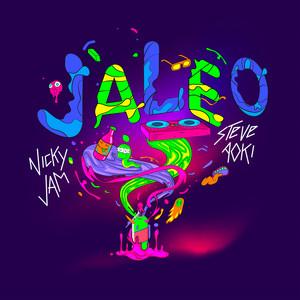 Jaleo by Nicky Jam, Steve Aoki