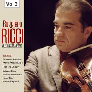 Violin Concerto No. 2 in B Minor, Op. 7, MS 48: II... cover art