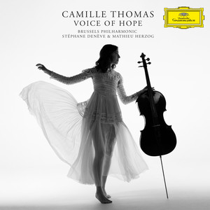 """Norma / Act 1: """"Casta Diva"""" (Arr. For Cello And Orchestra By Mathieu Herzog) by Vincenzo Bellini, Camille Thomas, Brussels Philharmonic, Mathieu Herzog"""