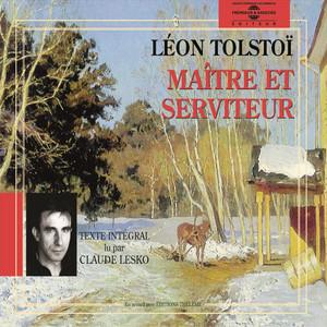 Léon Tolstoï / Maître et serviteur (Texte intégral) Audiobook