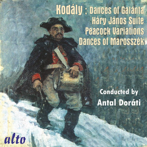 Dances of Galánta: Dances of Galánta - I. Lento