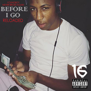 Before I Go (Reloaded) cover art