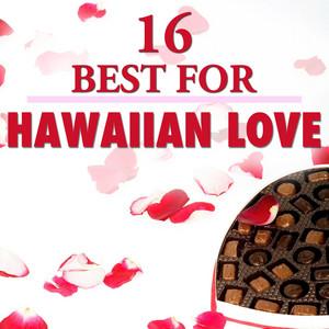 16 Best Hawaiian Love album
