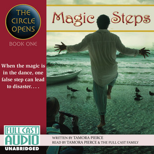 Magic Steps - The Circle Opens 1 (Unabridged) Audiobook
