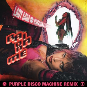Rain On Me - Purple Disco Machine Remix - Edit cover art