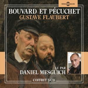 Gustave Flaubert : Bouvard et Pécuchet (Lu par Daniel Mesguich) Audiobook
