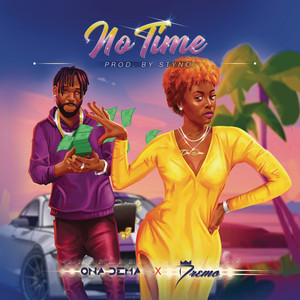 No Time cover art