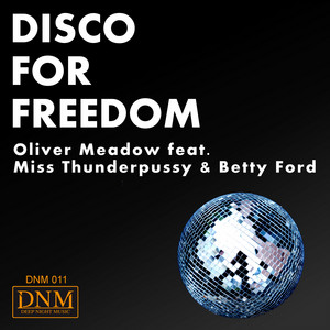 Disco for Freedom - Edit cover art