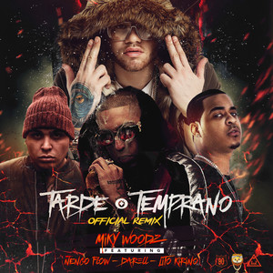 Tarde o Temprano (Remix)