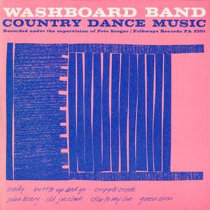 Washboard Band - Country Dance Music album