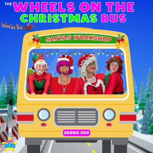 The Wheels On The Christmas Bus