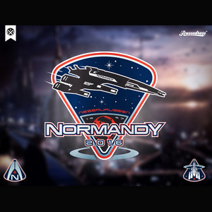 Normandy 2016 cover art