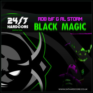 Black Magic by Rob IYF, Al Storm