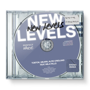 New Levels (feat. Alfie Cridland & Mila Falls) [SHOSH Remix]