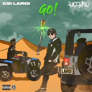 GO (feat. Juice WRLD) cover art