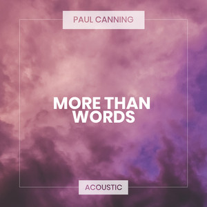More Than Words - Acoustic cover art