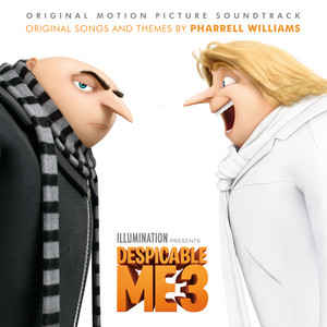 Despicable Me 3 (Original Motion Picture Soundtrack) album