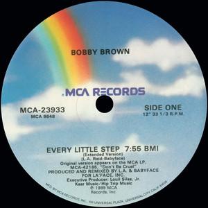 Every Little Step (Remixes)