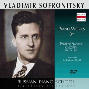 Chopin: Mazurkas & 24 Preludes, Op. 28 (Live)
