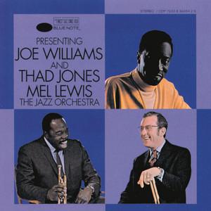 Presenting Joe Williams & Thad Jones / Mel Lewis Orchestra album